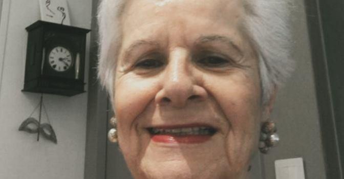 Paca Tricio es presidenta de la Unión Democrática de Pensionistas y Jubilados de España (UDP).