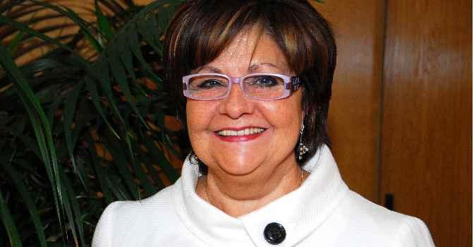 Pilar Rodríguez, presidenta de la Fundación Pilares para la Autonomía Personal.