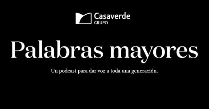 El podcast Palabras Mayores ya supera el millón y medio de seguidores