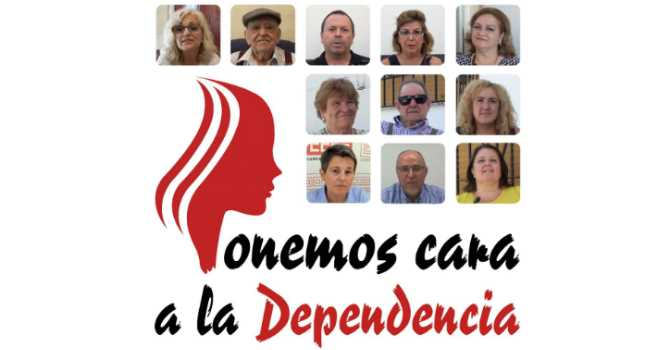 Con #PONEMOSCARAALADEPENDENCIA, el sindicato CCOO quiere denunciar que casi 300.000 personas aún esperan su prestación por dependencia en España.