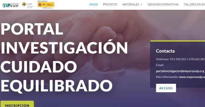 Portal de Investigación de Cuidado Equilibrado – PICE es una iniciativa de la UDP y la Universidad San Pablo CEU.