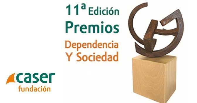 Fundación Caser abre convocatoria de los XI Premios Dependencia y Sociedad.