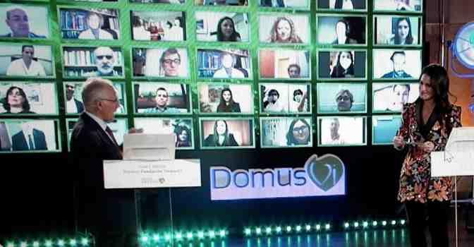 Los Premios DomusVi 2020 homenajean a residentes y trabajadores
