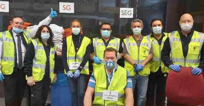 Premios Fundación Telefónica reconocen a proyectos de voluntariado contra la pandemia.