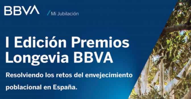 BBVA publica los trabajos de los Premios Longevia 2020 en un libro disponible para descargar.