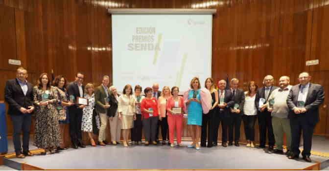 Ágatha Ruiz de la Prada, Sénior del Año en los Premios SENDA