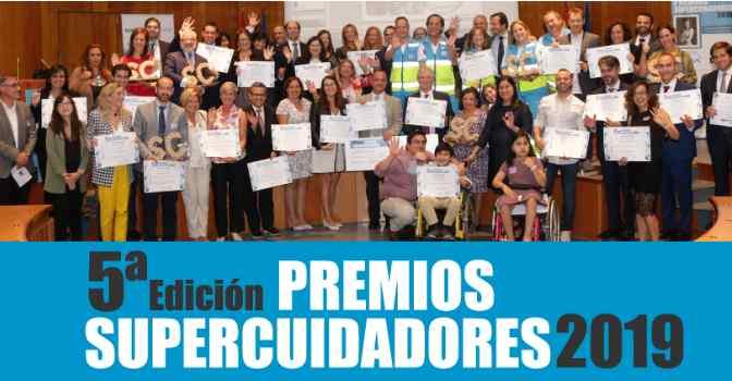 Abierta inscripción para la 5ª edición de los Premios Supercuidadores