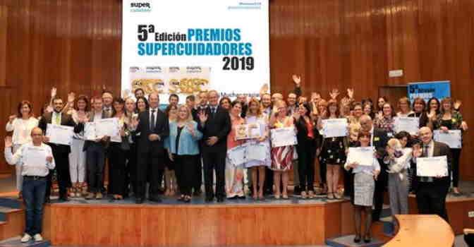 Supercuidadores entrega sus premios 2019