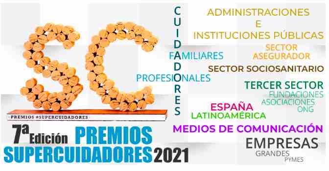 Premios SUPERCUIDADORES 2021 abren periodo para enviar candidaturas
