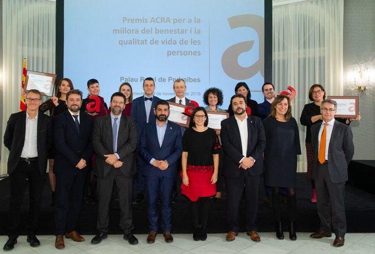 Los Premios ACRA distinguen una terapia odontológica musical para mayores
