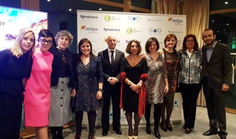 Ilunión y Asispa, entidades galardonadas en los Premios Profesionales AMADE