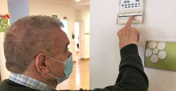 Consejos para proteger del frío a las personas mayores.