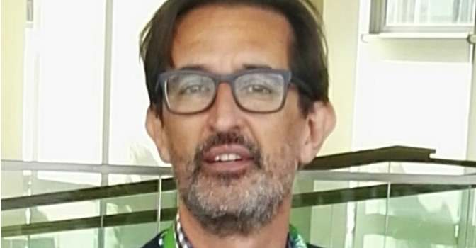Rafael Serrano es CEO de Beprevent, una joven compañía española que ha creado etiquetas inteligentes para monitorizar la actividad de las personas mayores.