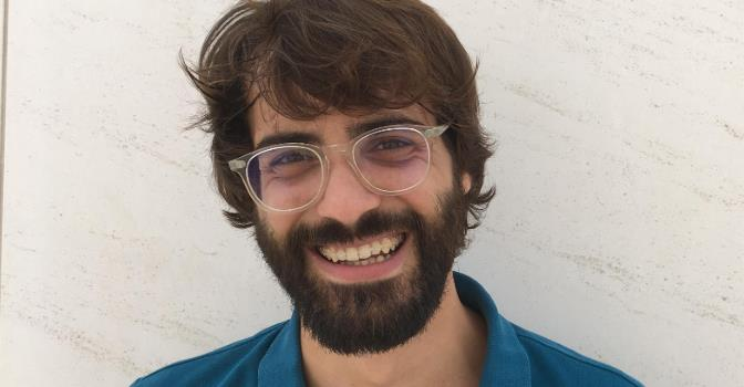 Raúl Vaca, coordinador técnico del Fondo Documental de la Fundación Edad&Vida.