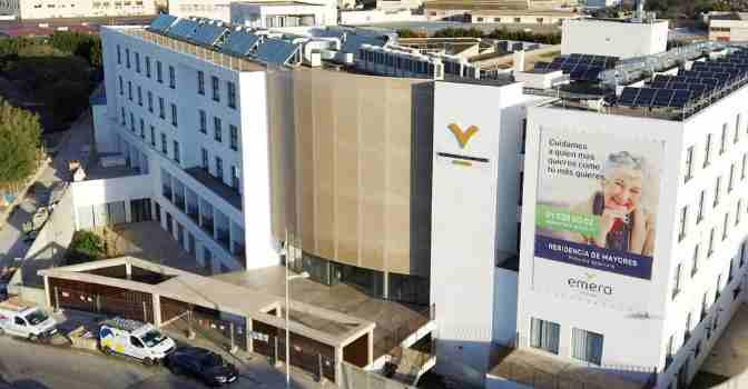 Residencia de mayores Emera Almería abre sus puertas.