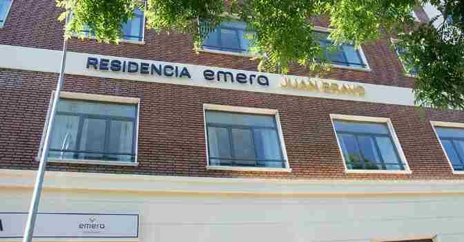 Grupo Emera abre una residencia de mayores en la calle Juan Bravo de Madrid.