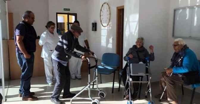Nueva residencia de mayores en Garafía, en Santa Cruz de Tenerife, acaba de abrir con capacidad para 40 personas.