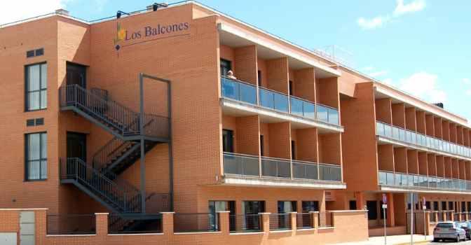 La residencia de mayores Los Balcones recibe un premio por su gestión de la pandemia