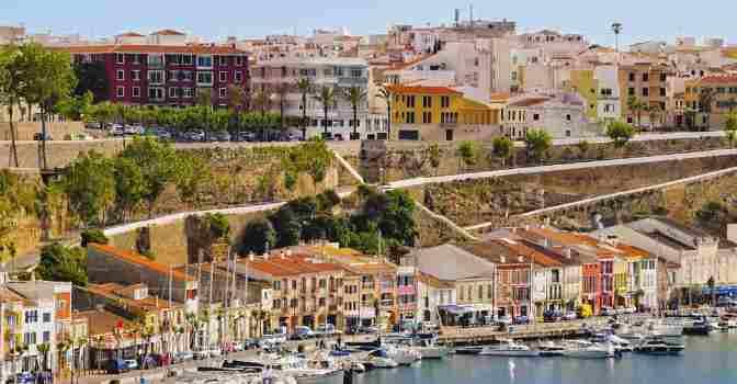 Baleares construirá una residencia de mayores en Mahón (Menorca).