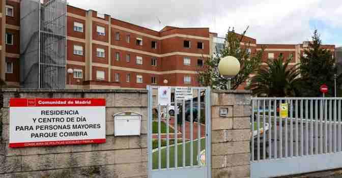 Mensajeros de la Paz gestionará por otros tres años la residencia de mayores Parque Coimbra de Móstoles.