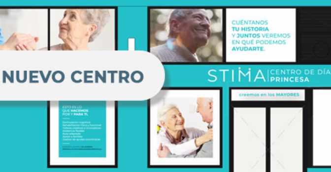 Stima Mayores abre un nuevo centro de día en Madrid.