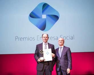 Supercuidadores recibe el Premio Empresa Social 2018 de la Fundación Mundo Ciudad