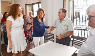 La Junta de Andalucía licitará 12.000 plazas en residencias para mayores a través del concierto social