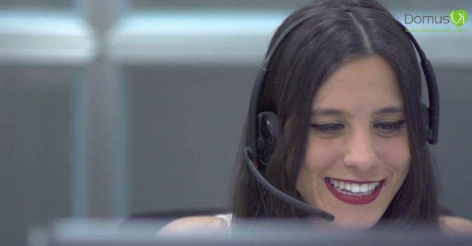 DomusVi gestionará el servicio de teleasistencia en Móstoles (Madrid).