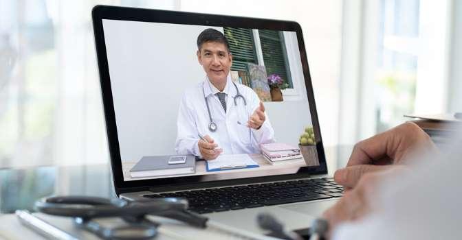 Telemedicina en mayores de 60 años para reducir listas de espera en Sanidad.