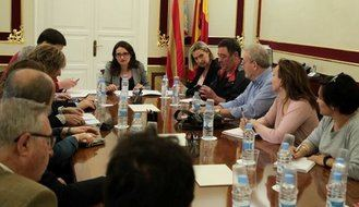 Mónica Oltra ha adelantado la medida a  CCOO y UGT, y a la Plataforma del Tercer Sector.