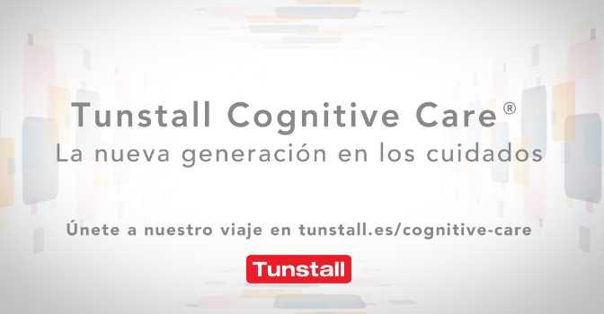 Qué es Tunstall Cognitive Care, la solución que empodera a los mayores gracias a los datos