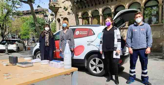 Tunstall Televida renueva la prestación del Servicio de Teleasistencia en Barcelona