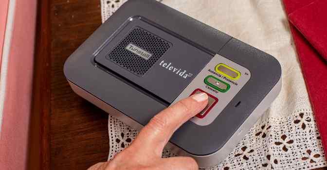 Tunstall Televida gestionará el servicio de teleasistencia en varios distritos de Madrid..