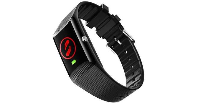 Vodafone lanza V-SOS Band, una pulsera inteligente para mayores que facilitará su cuidado, vigilancia y seguimiento.