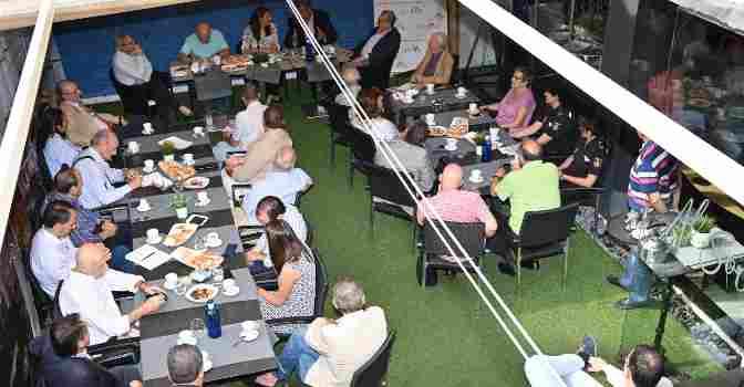 Durante la última edición de los Desayunos Amigos CEOMA se presentaron las bases de los viajes del IMSERSO para la temporada 2019-2020.