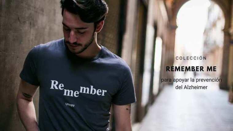 Visto en Internet Moda solidaria para luchar contra el Alzheimer