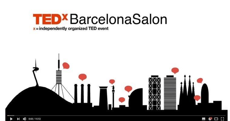 Visto en Internet El Edadismo | Josep Vilajoana | TEDxBarcelonaSalon