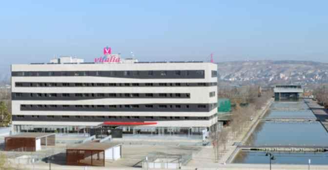 Así es Vitalia Expo, la residencia más innovadora de Zaragoza