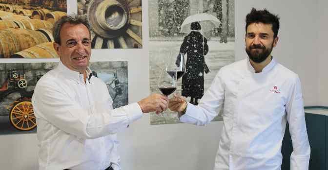 Vitalia Home ficha al chef Daniel Yranzo y abre un canal de cocina