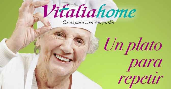 Vitalia Home convoca un concurso de cocina en residencias de mayores.