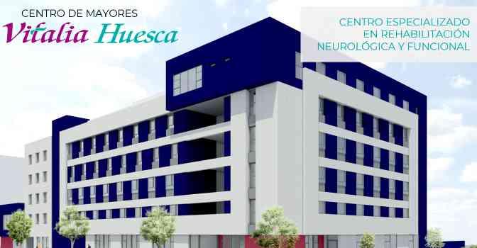 Vitalia Home construirá una nueva residencia de mayores en Huesca.