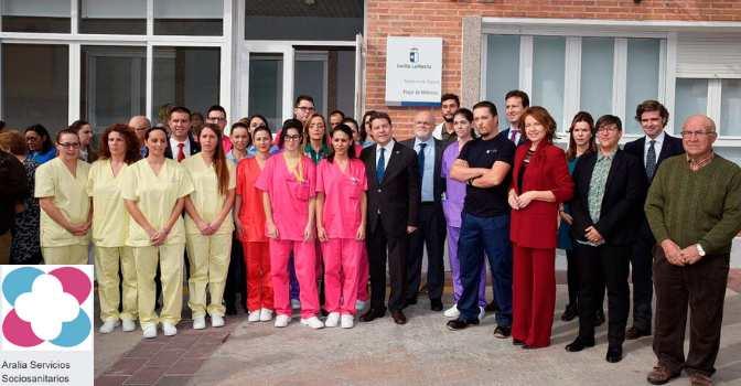 Aralia Servicios Sociosanitarios gestionará la residencia de Molinicos en Albacete