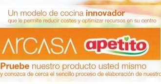 Arcasa Apetito presenta su nuevo proyecto Multiplus en Casa