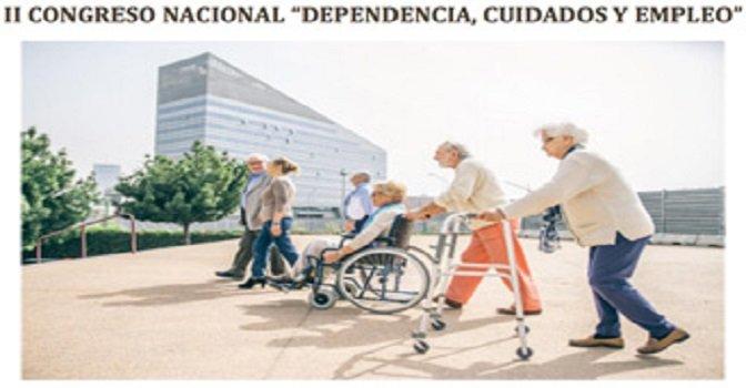 II Congreso Nacional 'Dependencia, Cuidados y Empleo'.