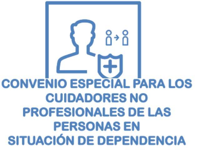 El rincón de la ONG. Cuidadores no profesionales. La Administración abonará las cuotas de Seguridad Social