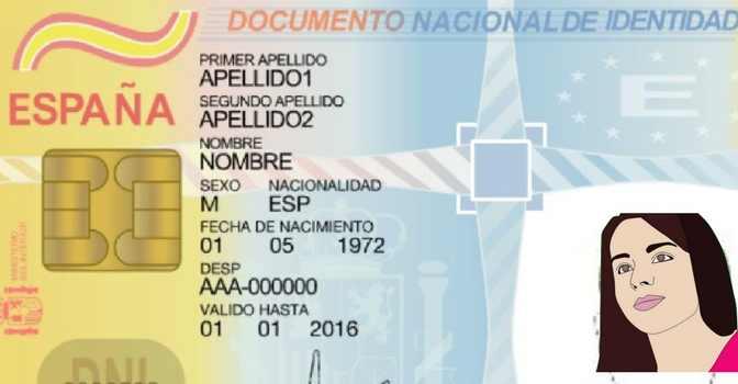 La Policía Nacional facilita los trámites del DNI para personas dependientes