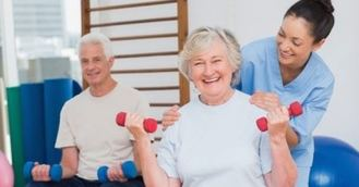DomusVi potencia sus Unidades de Rehabilitación y Convalecencia.