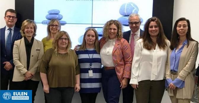 EULEN ServiciosSociosanitarios suscribe Plan de Igualdad con los Sindicatos