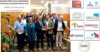Fundación Pilares concede los III Premios Buenas Prácticas AICP
