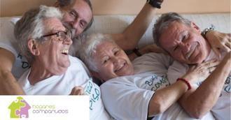 Hogares Compartidos una nueva forma de convivir para los mayores